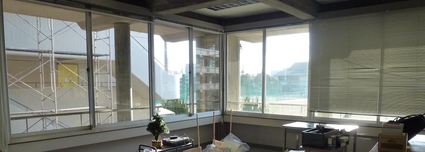 数学部の新部室